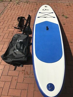 Q4 Life SUP Stand-Up Paddleboard