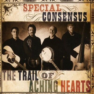 Trail Of Aching Hearts - Special Consensus (2007, CD NIEUW)