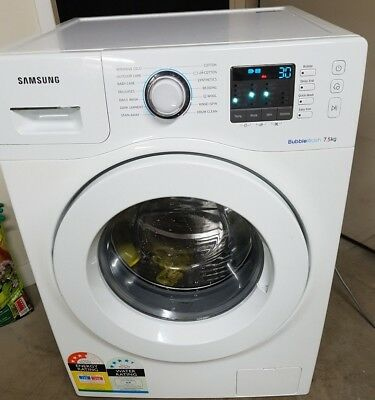 Samsung Washing Machine 7.5 Kg