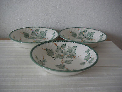 Bhs   **   Country  Vine   **   3  Bowls