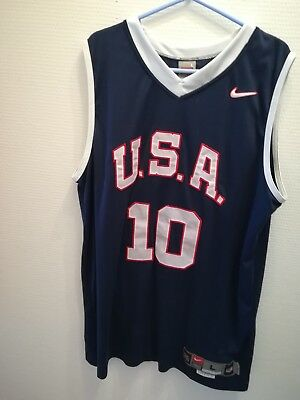 Maillot Team USA Kobe BRYANT Taille L