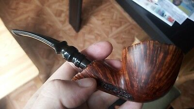estate smoking pipe Karl Erik