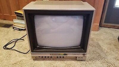 Vintage Commodore Video Monitor Model 1702: Tested and Working.