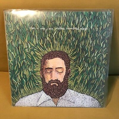 Iron + Wine - Our endless numbered days * Vinyl LP