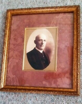 Harry Kellar Portrait--Framed--Ready to hang!