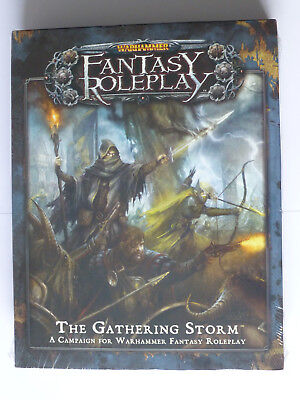Warhammer Fantasy Roleplay The Gathering Storm