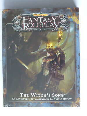 Warhammer Fantasy Roleplay The Witch's Song