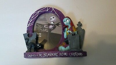 The Nightmare Before Christmas Sally Photo Picture Frame 1988