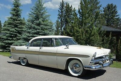 Plymouth: Fury Belvedere/Fury 1956 Plymouth Belvedere with Fury Trim Customization