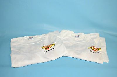 "(2) Vintage Tropicana Casino  Atlantic City , "" 21st Century Slots ""  T Shirts"