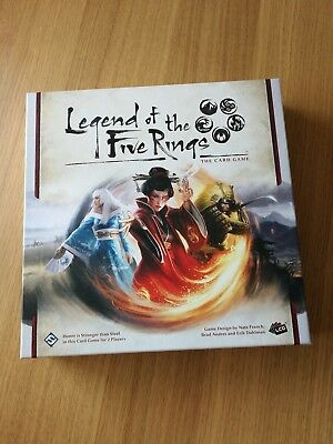 Legend Of The Five Rings LCG Starter Set + Expansions