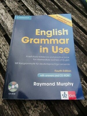 English Grammar in Use with Answers and CD-ROM, 4th. Edition 2012, Reprint 2013