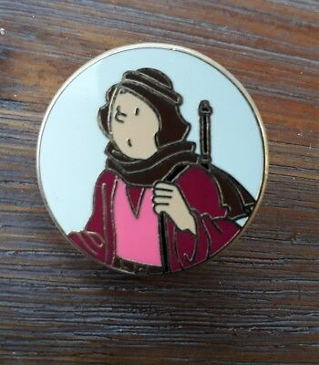 Pins Tintin Kuifje Tim Struppi Bedouin Made In Spain