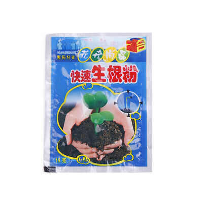 Rooting Powder Hormone Growing Root Seedling Germination Cutting Plant ZP