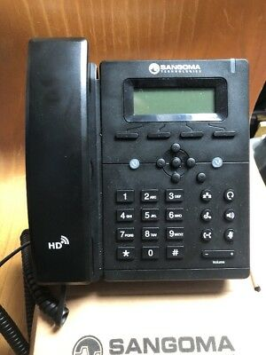 SANGOMA S300 IP Phone SIP VoIP Handset New Boxed- Asterisk