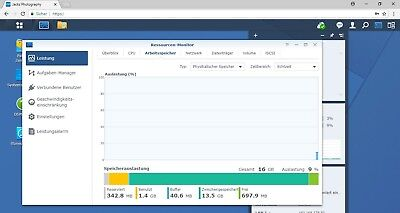 Synology Diskstation DS1815+ NAS Server 30 TB 5*6 WD RED 6 TB