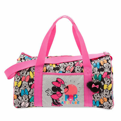 New Disney Store Minnie Mouse Ballet Bag for Kids 100% Authentic