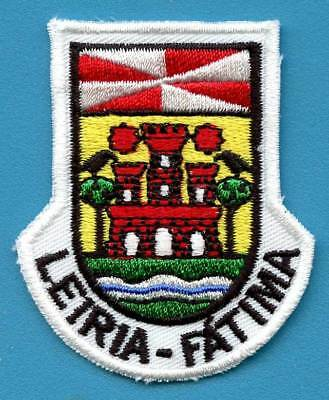 PORTUGAL new LEIRIA - FATIMA Region Scout badge. WORTH A LOOK!