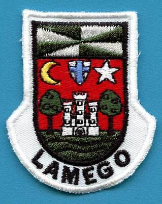 PORTUGAL LAMEGO Region Scout badge. WORTH A LOOK!