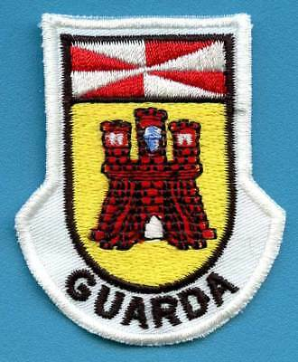 PORTUGAL GUARDA Region Scout badge. WORTH A LOOK!