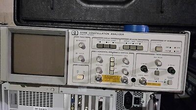 HP 3709b Constellations Analyzer