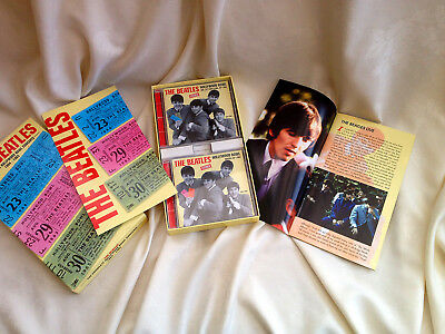 Beatles COMPLETE HOLLYWOOD BOWL CONCERTS Box set very rare