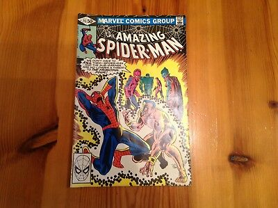 The Amazing Spiderman Comic No 215
