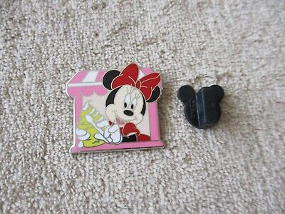 Disney Trading Pin Minnie Mouse Dole Whip