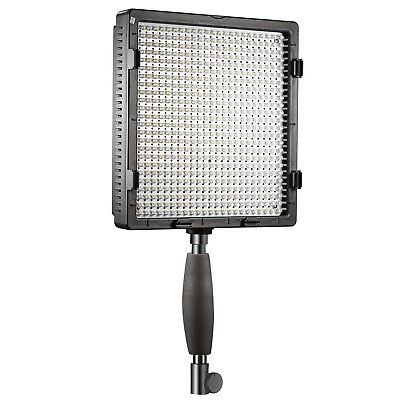 Neewer Ultra High Power Dimmable LED Panel Light with 3 Filters and 2 batteries