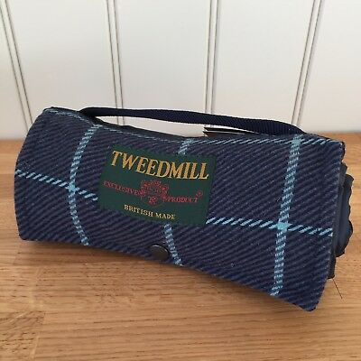 Companion Tweed Picnic Rug Waterproof