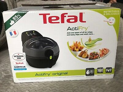 Tefal Actifry low fat fryer GH840B40 1520w 028 series. Tried once, Fully Boxed