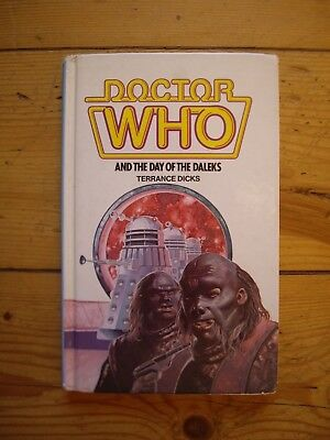 Doctor Who The Day of the Daleks *1981 W H ALLEN HARDBACK*