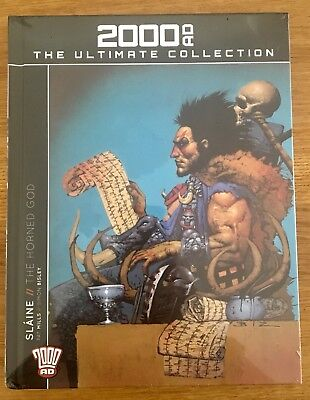 2000 AD: The Ultimate Collection Vol 32 (issue 1) - Sláine: The Horned God