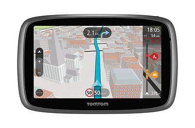 TomTom GO 6100 world Navigationssystem OVP