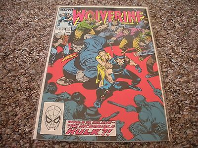 Wolverine #7 (1989 1st Series) Marvel Comics NM/MT