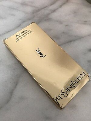 Genuine YSL Wildly Gold Make Up Palette. Never Been Used