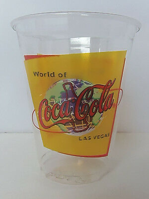 NEW Lot of 33 SOLO World of Coca-Cola Las Vegas 7 oz. Cups in ORIGINAL Package