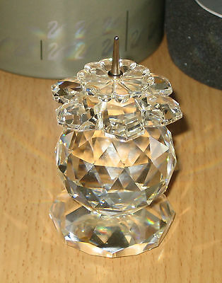 Swarovski – Kerzenhalter, Candle Holder 7600103000 UVP
