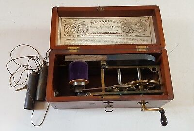 Electro Shock Therapy machine 19th/ early 20th century