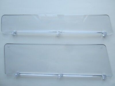 """CareFusion Pyxis Vertical Dividers, Part # 100716-01 (4"""") & 100716-02 (7"""") - NEW"""