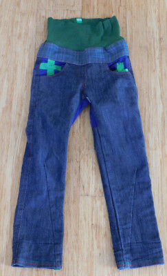 Oishi-M Jean pants- Bottoms Very good used condition size 3-4