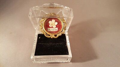 Relic of Saint Lucy with Presentation Case
