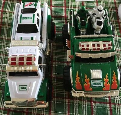(2)  2007 & 2011 Hess Trucks,working ,great Condition