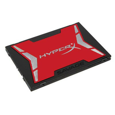 "Disque dur Kingston HyperX Savage SHSS37A 2.5"" SSD 480 GB Sata III"