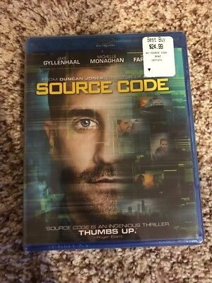 Source Code (Blu-ray Disc, 2011); BRAND NEW; FREE SHIPPING