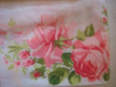 "Vintage Springmaid Double Flat Sheet ""Prelude"" Still in Package"