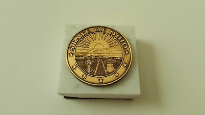 The Great Seal of the State of Ohio Paperweight