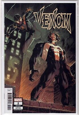 VENOM #2 Ryan Stegman 2nd Printing Variant Cover 1st Cameo Appearance Knull NM+