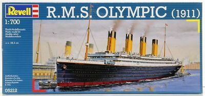 Revell #05212 1/700 R.M.S. Olympic (1911)