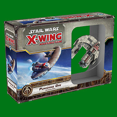 No Upgrade Cards STAR WARS X-WING MINIATURES GAME Punishing One!